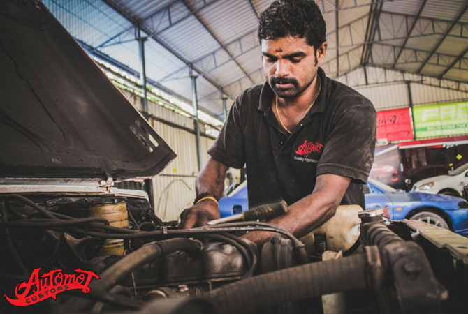 Car alteration works in Thrissur, kerala, Irinjalakuda, Chalakudy, Chavakkad, Kunnamkulam, Guruvayoor